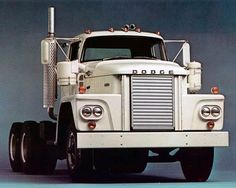 1967 Dodge CNT900 High Tonnage Diesel Factory Photo c3087-7T5E44