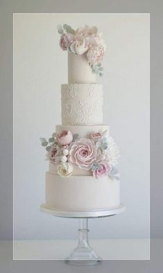 Floral_Abundence_ We would like to thank you for this Po . - Floral_Abundence_ We would like to thank you if you Tortas - Floral_Abundence_ We would like to thank you for this Po . - Floral_Abundence_ We would like to thank you if you Tortas - Wedding Cake Fresh Flowers, Floral Wedding Cakes, White Wedding Cakes, Wedding Cake Designs, Wedding Cake Toppers, Purple Wedding, Amazing Wedding Cakes, Elegant Wedding Cakes, Elegant Cakes