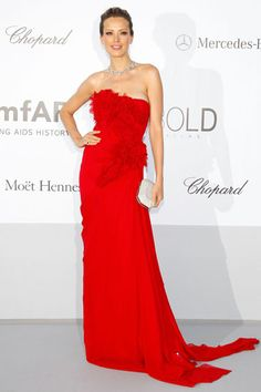 Petra Nemcova - Pictures from the 2012 amfAR Gala in Cannes - Harper's BAZAAR