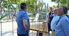 El PP de Salobreña critica que se cierren los parques infantiles en verano, cuando más afluencia de público hay
