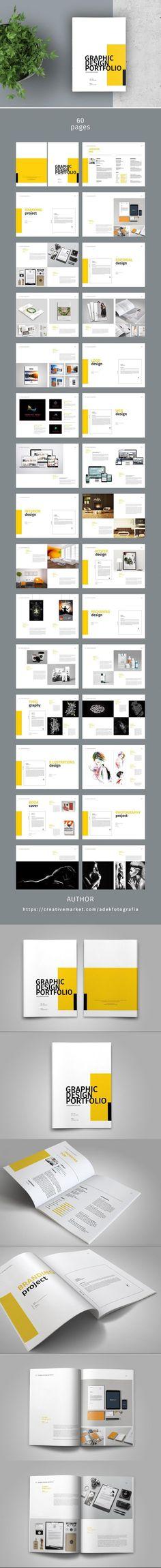 Graphic Design Portfolio Template #portfolio #BrochureTemplates #logobranding #PortfolioTemplates #moderntemplate #proposal #PortfolioTemplate #photographer #graphicdesign #indesigntemplate #PortfolioBrochure #corporateidentity #portfoliotemplate #PortfolioTemplates #BrochureDesign #graphicdesign #weddingalbum #PortfolioTemplates #portfolio Stationery Printing, Stationery Design, Brochure Design, Indesign Templates, Brochure Template, Print Design, Graphic Design, Portfolio Design, Brochures