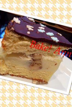 bake! Ann: Banános torta vasárnapra Tiramisu, Ann, Baking, Ethnic Recipes, Desserts, Food, Food Cakes, Bread Making, Meal