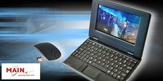 Only $149 Mainz 7 Inch Android 4 Netbook With Wifi & External 3G (Free External Wireless Mouse Included)
