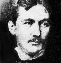 Csontváry Kosztka Tivadar fiatalkori arcképe
