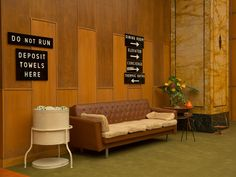 Signage were often overused in the 60s and often creating more confusion than…