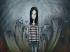 This teenage depression test could help to evaluate if you've got depression symptoms Teenage Depression, How To Cure Depression, Depression Symptoms, Bipolar Diagnosis, Mental Breakdown, Nervous Breakdown, Mental Illness, Chronic Illness, Feelings