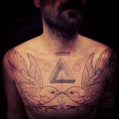 By Fran. Inkdelible Tattoo Studio (Barcelona)