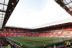 Van Gaal and Man United gave to charity as part of contract Manchester United Football, Thing 1, Football Stadiums, Old Trafford, Man United, Charity, Theatre, England, The Unit
