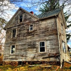 Abandoned But Not Forgotten | Content in a Cottage
