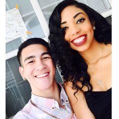 Couple selfies always make me so happy c: