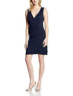12, Blue - Blau (Royal Navy Blue 62701), Cream Women's Bahar Dress Dress NEW
