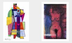 Frida y Diego / Desnudo con historia.