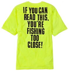 Bass Pro Shops® Fishing Too Close T-Shirt for Men - Short Sleeve | Bass Pro Shops