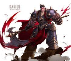 Noxus League Of Legends, League Of Legends Characters, Game Character, Character Concept, Concept Art, Fantasy Races, Fantasy Art, Fantasy Creatures, Art Reference