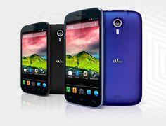 """WIKO CINK FIVE - """"low-cost"""" smartphone"""