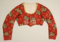 Jacket (Spencer)early 19th century