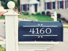 Mailbox Decals   New Designs!