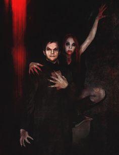 Vampire: The Masquerade - Gangrel by Z-GrimV on deviantART