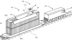 Amazon.com Inc. has patented mobile drone delivery hubs that could travel along railroads, seaways and roads. https://www.bizjournals.com/seattle/news/2017/08/01/amazon-patents-delivery-drone-fulfillment-centers.html?ana=e_ae_set2&s=article_du&ed=2017-08-01&u=iP%2Ffgn4opfgK7fKMPCmTyQ047c9fb7&t=1501632798&j=78634671
