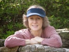 Donna at Rock Quarry Gardens, Greenville, SC - The Nature In Us Newsletter - 10/15/14