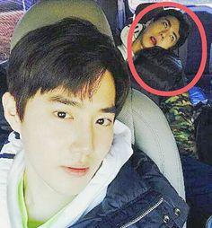 Omg sehun Lol  . บางทีก็ไม่เข้าใจเซฮุน5555 #sehun #suho #exo