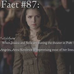 "126 Synes godt om, 1 kommentarer – Twilight Facts (@twilightfactss) på Instagram: ""~ I hope Anna takes over Pitch Perfect's Snapchat soon - Autumn…"""