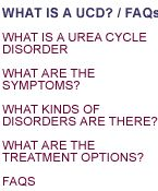 Treatment and symptoms of urea cycle disorders, OTC deficiency, ASA lyase, citrullinemia, CPS1, NAGS, arginase deficiency