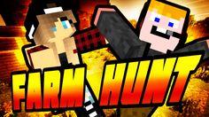 Minecraft - Farm Hunt [KITTI ÉNEKEL!!!] Minecraft