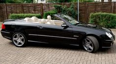 Mercedes CLK 63 AMG Cabrio