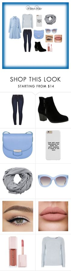 """Winter Wear"" by royalnavytiger on Polyvore featuring Dorothy Perkins, Skechers, CÉLINE, MANGO, Alice + Olivia, Puma and Monsoon"
