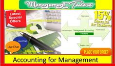 The Management Tutors is a well-known academic portal known for #Accounting_for_management, offering superior #Costing_assignment, academic help in #Accounting_management, to the students.    Visit here http://www.managementtutors.com/Accounting-Assignment-Help