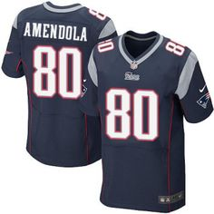 d59512284fa NFL Kenbrell Thompkins Men s Elite Navy Blue Jersey New England Patriots  Nike Home.