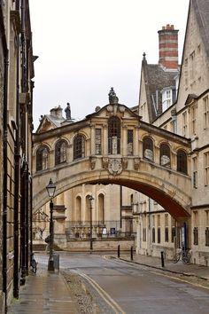 Hertford College - Oxford, England