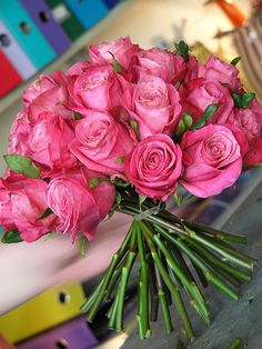 Pretty Roses Bouquet