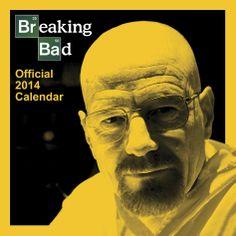 2014 - Calendario oficial por Breaking Bad #BreakingBad #Heisenberg #Jesse #Merchandise #EMPSPAIN #bad #danger #WalterWhite #LosPollosHermanos Breaking Bad