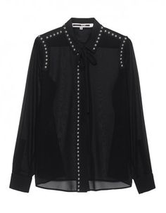 McQ by Alexander McQueen Studded Black