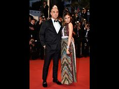 Cannes 2015 Robbie Williams (Quelle:  EPA/FRANCK ROBICHON)