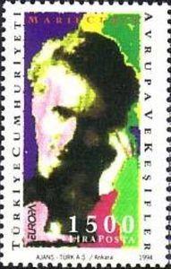 Marie Curie (1867-1934), Chemist 1994