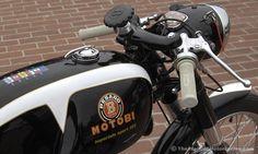 Vintage MotoBi Motorcycles