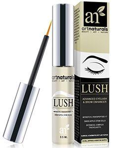 ArtNaturals Best Eyelash Growth Serum (3.5ml) - Thicker, Longer Eyelashes & Eyebrows with LUSH, No Irritation, Dermatologist Tested Product, Revolutionary Pentapeptide-17 & Swiss Apple Stem Cells ArtNaturals http://www.amazon.com/dp/B00ZPYYG4C/ref=cm_sw_r_pi_dp_D8S.wb09JT60W