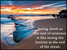 The deep beauty & celebration of death... rebirthing to a new life in Paradise.. ♥♥
