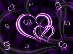 Purple Hearts <3 <3 <3
