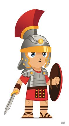 Soldier Drawing, Christian Soldiers, School Coloring Pages, Roman Soldiers, Free Cartoons, Armor Of God, Favorite Bible Verses, Bible Stories, Sunday School