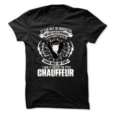 Chauffeur T-Shirts, Hoodies. BUY IT NOW ==► https://www.sunfrog.com/Faith/Chauffeur-29583873-Guys.html?id=41382