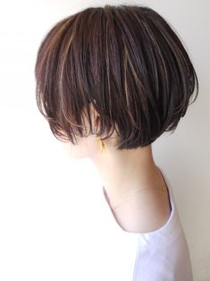 Short Haircut Styles, My Hairstyle, Asian Hair, Shoulder Length Hair, Short Hair Cuts, Pixie Cuts, Wedding Hairstyles, Hair Makeup, Hair Color