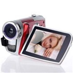 3  270 Rotary Screen 16 MP 8X Digital Zoom DV Camcorder Video Recorder with SD Slot