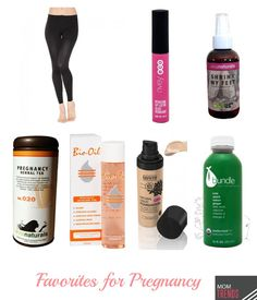 New Pregnancy Favorites | MomTrends
