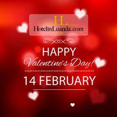 Reserve já o seu quarto para celebrar o dia de São Valentim em qualquer um dos nossos 11 Hotéis em Luanda em www.hotelemluanda.com  Book now your room to celebrate Saint Valentine´s day in any of our 11 Hotels in Luanda at www.hotelinluanda.com #luanda #angola #hotelemluanda #saovalentimemluanda #romance #saovalentim