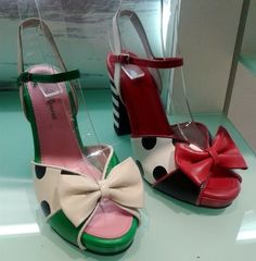 OFFICE - MINNIE SHOES - STRAPPY SANDLES - 27/09/2013