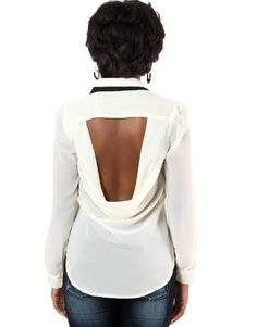 Office Wear, Casual Wear, The Selection, Backless, How To Wear, Dresses, Fashion, Casual Outfits, Vestidos